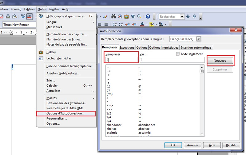 [Tutoriel] Mise en page avec Open Office Apache 4.1.1  1610