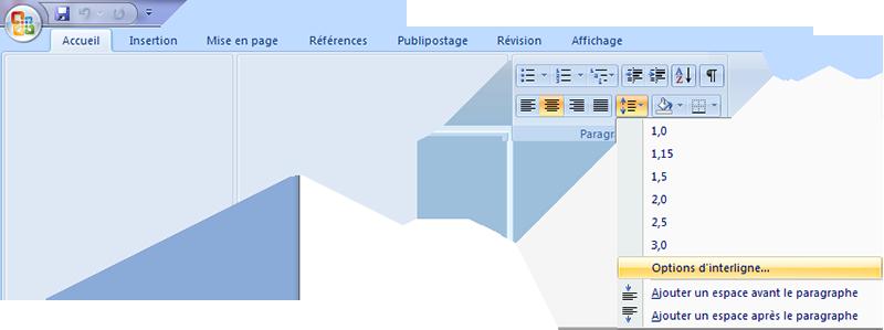 [Tutoriel] Mise en page avec  Word 410