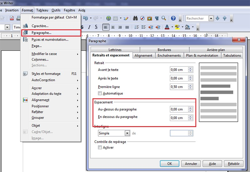 [Tutoriel] Mise en page avec Open Office Apache 4.1.1  511