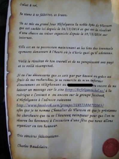 Hélfoyante ou la noblme épée de Vierzon - généralités - Page 2 Hefoly11