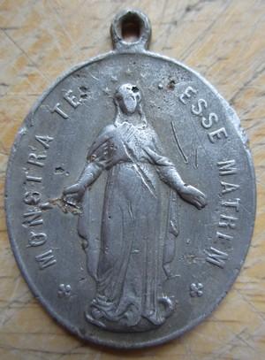 les médailles alus et argent  1011