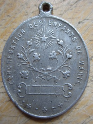 les médailles alus et argent  10b11