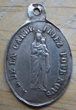 les médailles alus et argent  1211