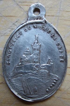 les médailles alus et argent  12b11