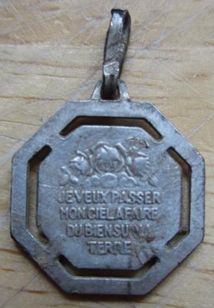 les médailles alus et argent  13b11