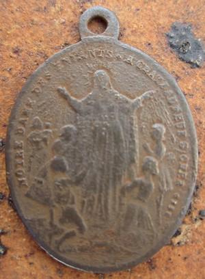 mes medailles premiere partie 1610