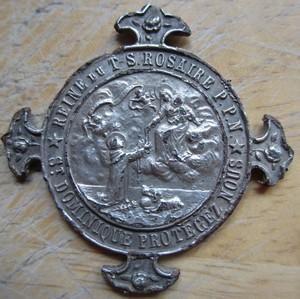 les médailles alus et argent  1611