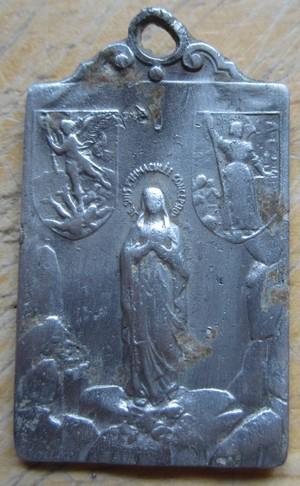 les médailles alus et argent  1711
