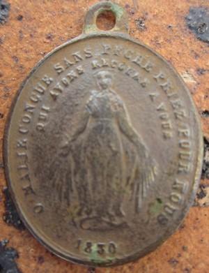 mes medailles premiere partie 1910