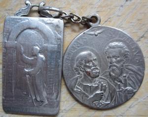 les médailles alus et argent  211