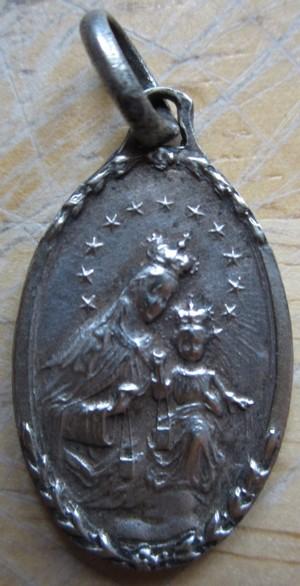 les médailles alus et argent  22b11