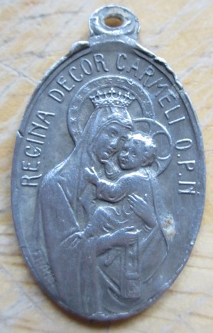 les médailles alus et argent  25b11