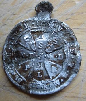 les médailles alus et argent  29b12