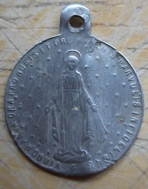 les médailles alus et argent  3112