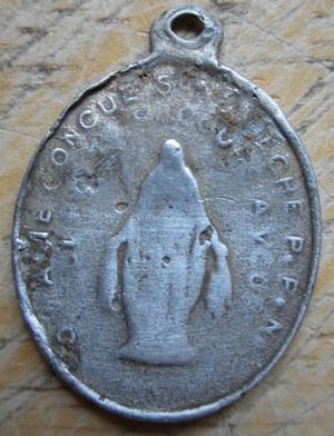 les médailles alus et argent  33b11