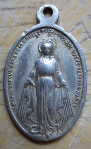 les médailles alus et argent  3611