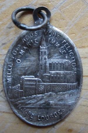 les médailles alus et argent  40b11