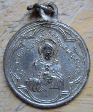 les médailles alus et argent  411