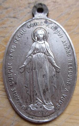 les médailles alus et argent  511