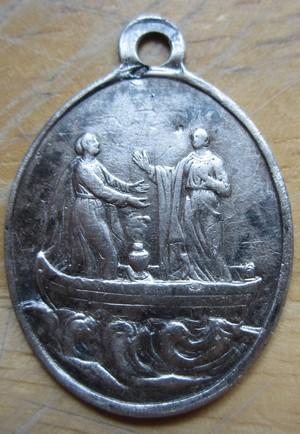 les médailles alus et argent  611