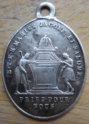 les médailles alus et argent  6b11
