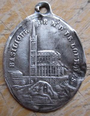 les médailles alus et argent  911