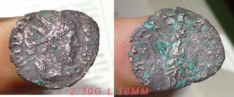 Antoninien TETRICUS Ier Dsc00414