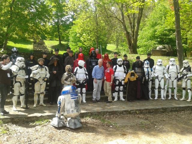 Convention Star Wars et SF Cusset 2015 20140511