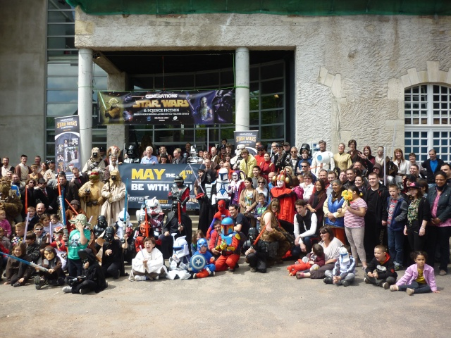 Convention Star Wars et SF Cusset 2015 P1050911