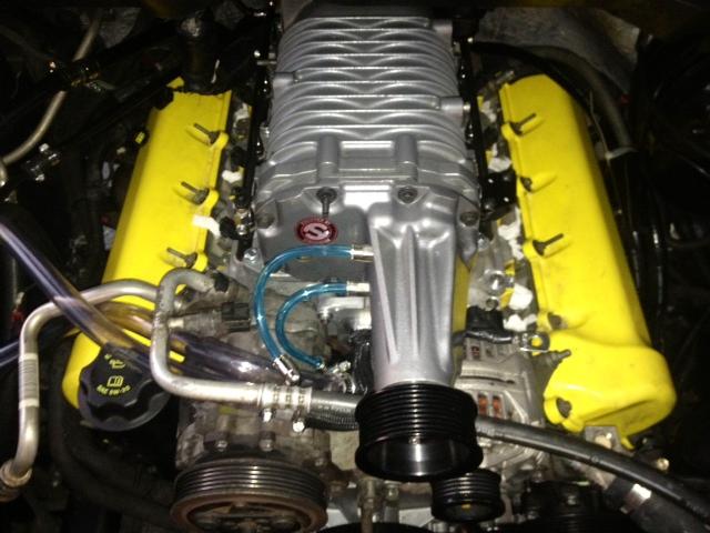 Supercharged sur un ram 4.7L de 2002. 372910