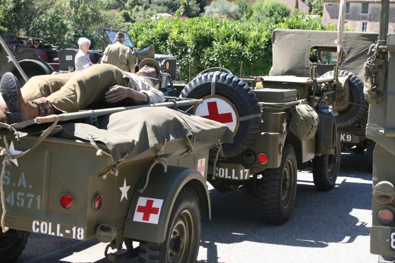 photos prie par mai soin de véhicule militaire ancien pour la fête de la libération du MUY Img_6020