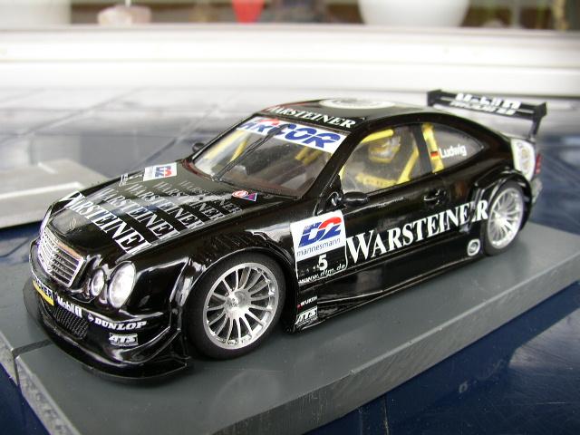 Slotracing im Maßstab 1:24  Mercedes-Benz CLK DTM Wclk_210