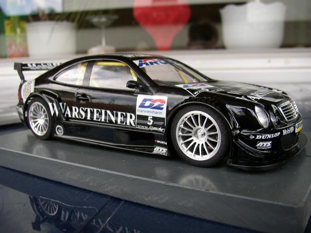 Slotracing im Maßstab 1:24  Mercedes-Benz CLK DTM Wclk_310