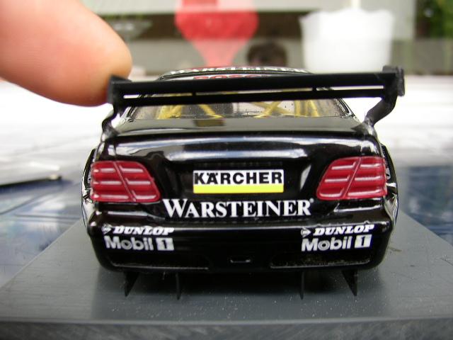Slotracing im Maßstab 1:24  Mercedes-Benz CLK DTM Wclk_410