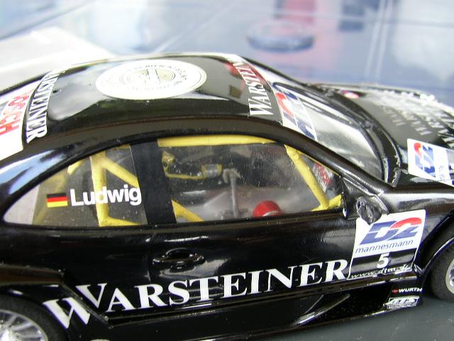 Slotracing im Maßstab 1:24  Mercedes-Benz CLK DTM Wclk_510