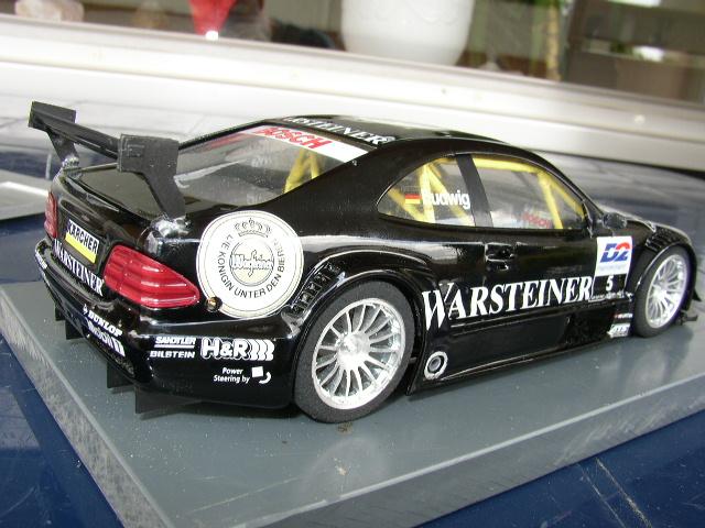 Slotracing im Maßstab 1:24  Mercedes-Benz CLK DTM Wclk_710