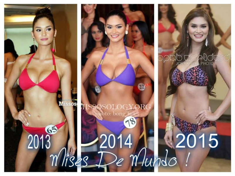 Pia Alonzo Wurtzbach (Miss Universe Philippines 2015/Miss Universe 2015) 11012710