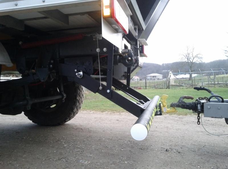 camping car à partir d'un Renault 110-170 4x4 : Ac-010