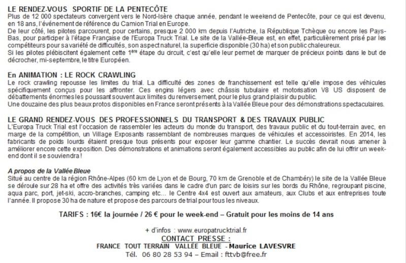 EUROPA TRUCK TRIAL à Montalieu-Vercieu (38) les 23 & 24 mai 2015 Montal11