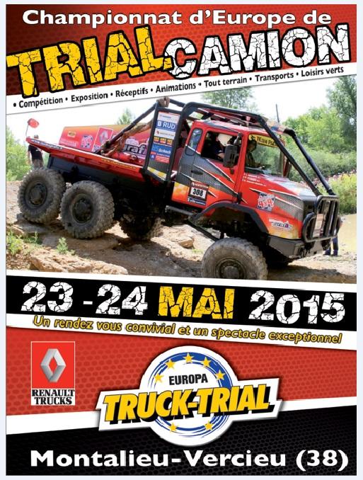 EUROPA TRUCK TRIAL à Montalieu-Vercieu (38) les 23 & 24 mai 2015 Montal13