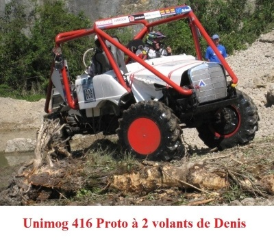 LES RESTAURATIONS ET LES PHOTOS D'UNIMOG Nb6510
