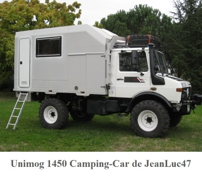 LES RESTAURATIONS ET LES PHOTOS D'UNIMOG Nb7010