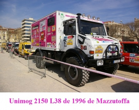 LES RESTAURATIONS ET LES PHOTOS D'UNIMOG Nb7210