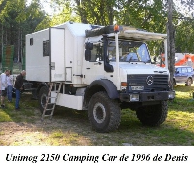 LES RESTAURATIONS ET LES PHOTOS D'UNIMOG Nb7910