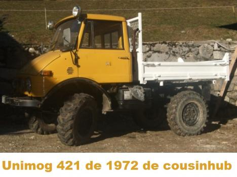 LES RESTAURATIONS ET LES PHOTOS D'UNIMOG Nb80a115