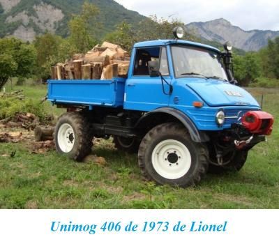 LES RESTAURATIONS ET LES PHOTOS D'UNIMOG Nb80a410