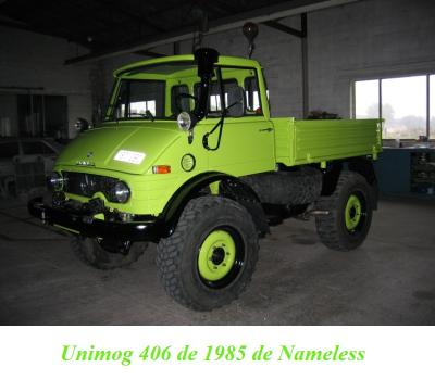 LES RESTAURATIONS ET LES PHOTOS D'UNIMOG Nb80a510