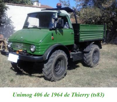 LES RESTAURATIONS ET LES PHOTOS D'UNIMOG Nb80a610