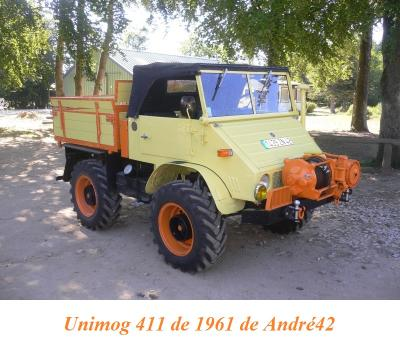 LES RESTAURATIONS ET LES PHOTOS D'UNIMOG Nb80a810
