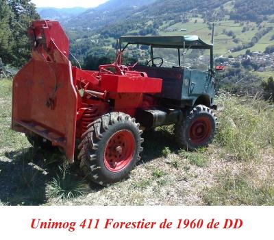 LES RESTAURATIONS ET LES PHOTOS D'UNIMOG Nb80a910